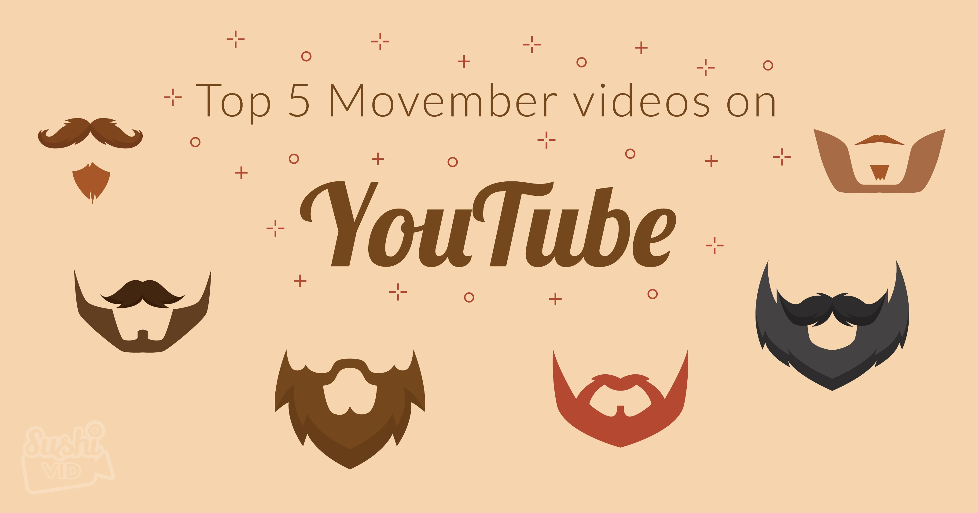 20151101 20  20top 205 20movember 20videos 20on 20youtube 20  20influencer 20marketing