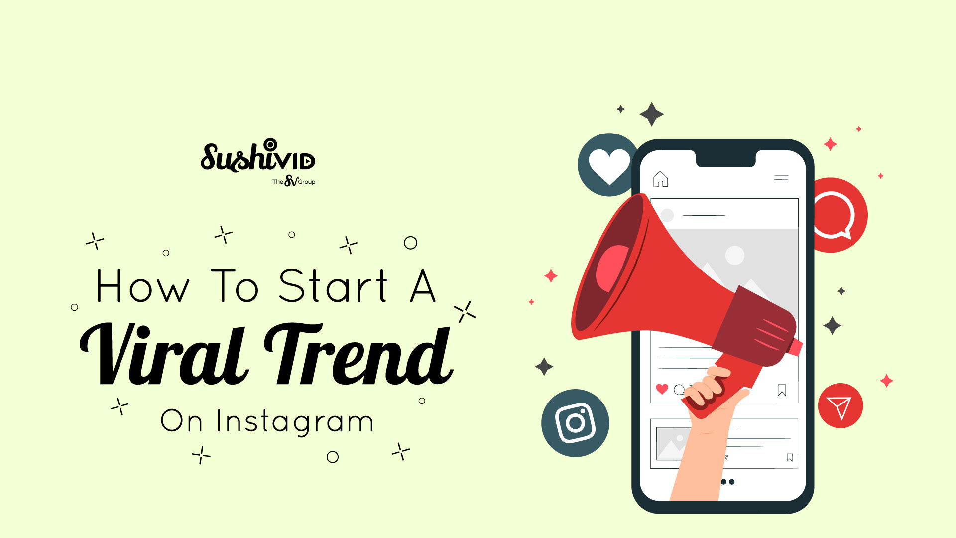 How to start a viral trend on instagram