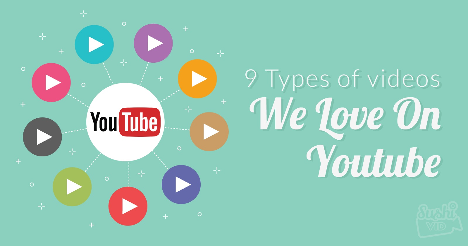 20151105 20  209 20most 20popular 20types 20of 20videos 20on 20youtube 20  20influencer 20marketing