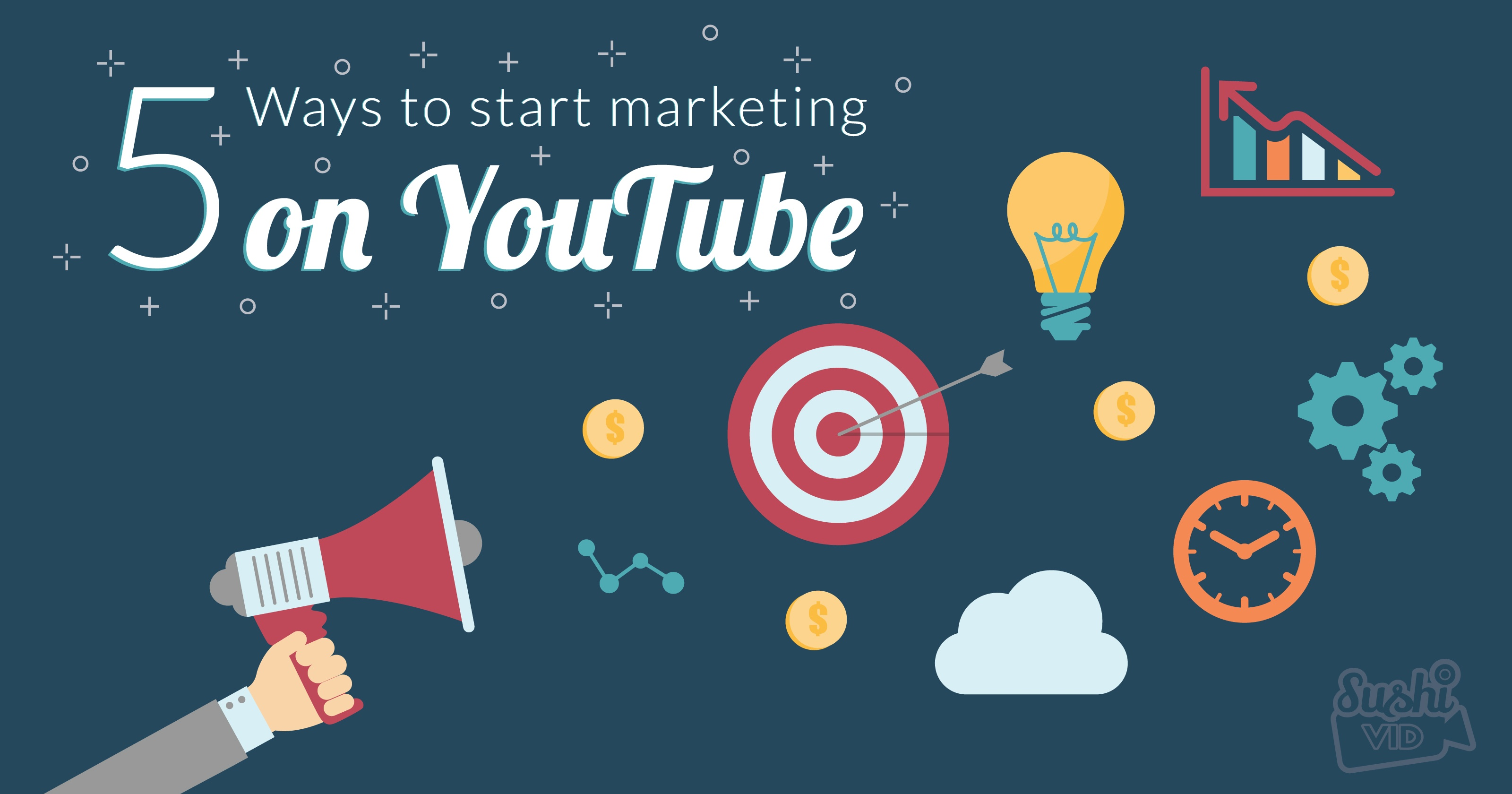 20151118 20  205 20ways 20to 20start 20marketing 20on 20youtube 20  20influencer 20marketing
