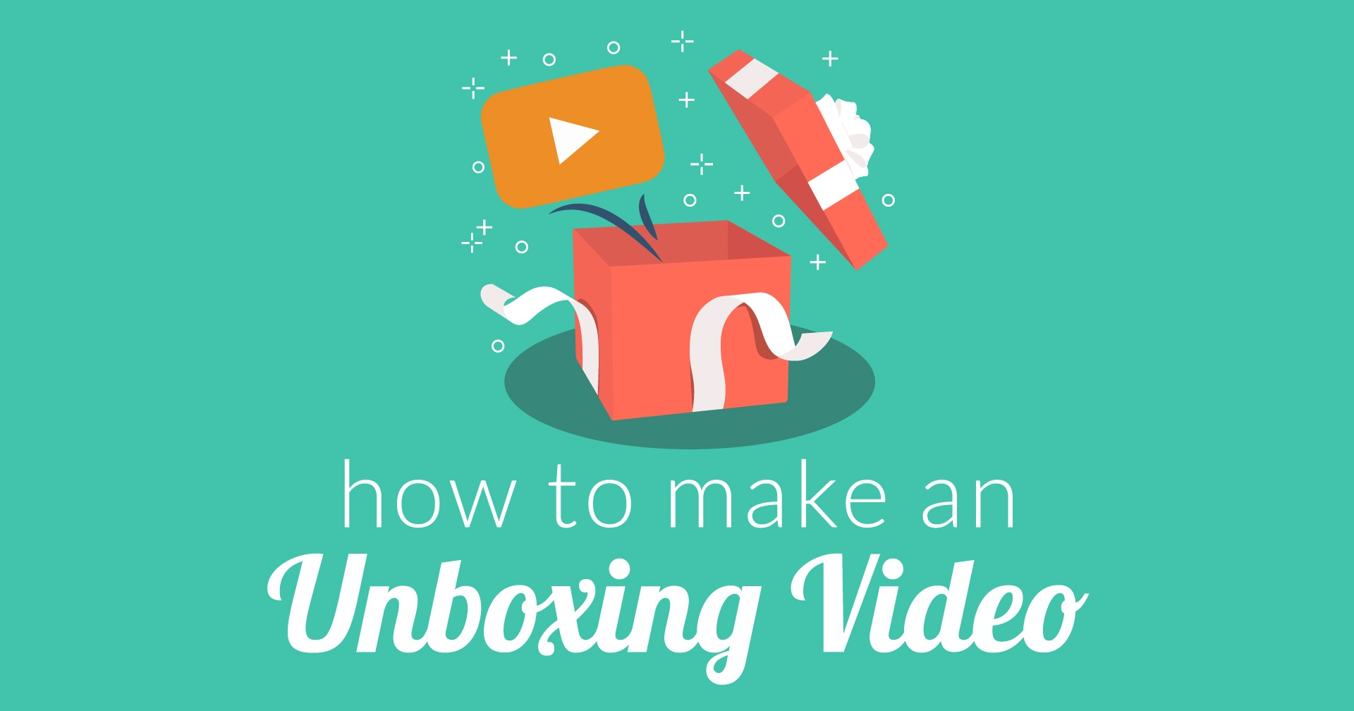 20161213   how to make an unboxing video   influencer marketing 1