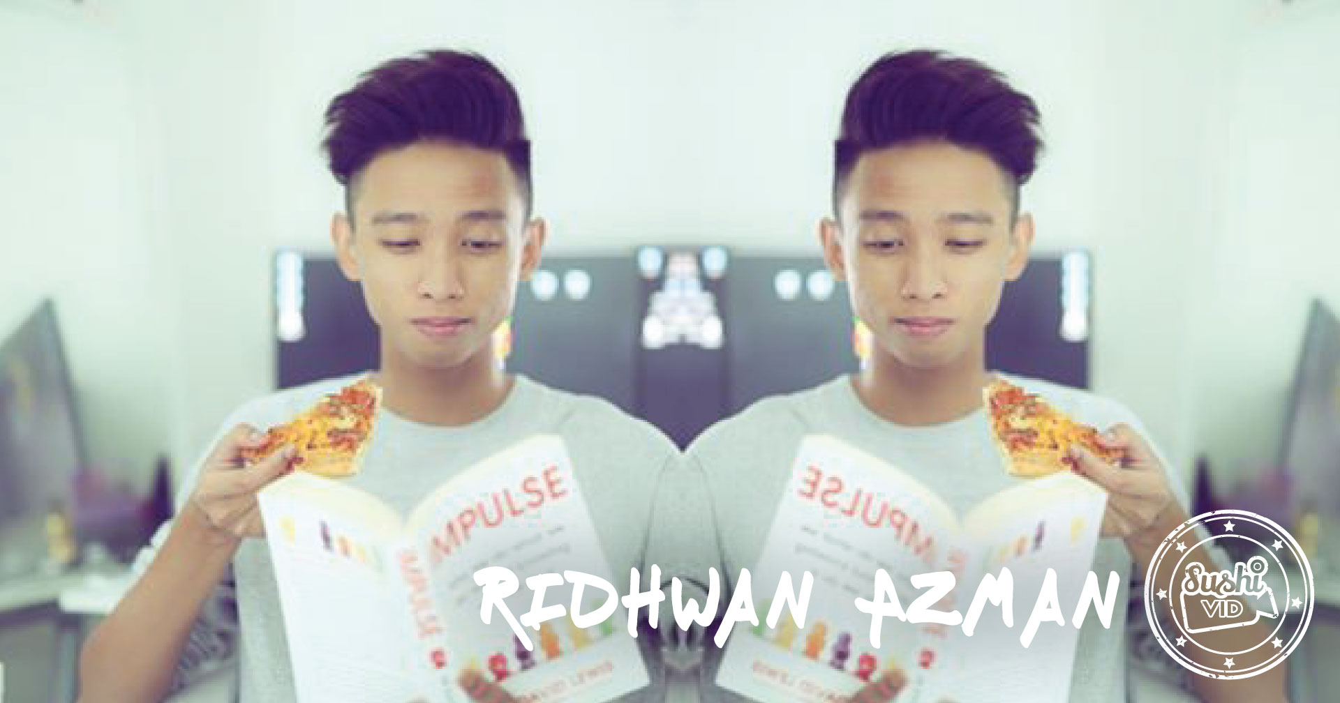 Ridhwan Azman Featured YouTuber