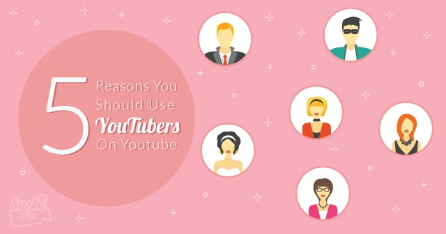 5 reason youtubers